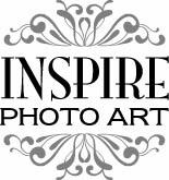Inspire Photo Art logo